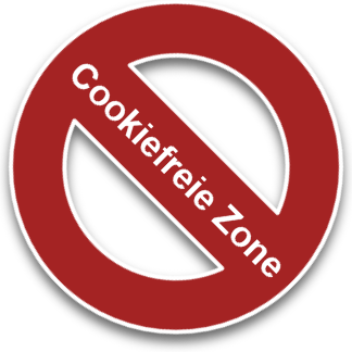 Cookiefreie Zone